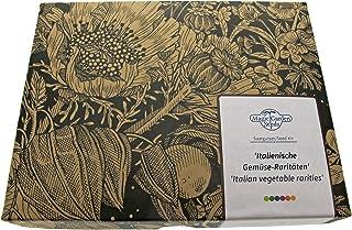"""""""Italienische Gemüse-Raritäten"""" Samen-Geschenkset mit 15 aromatischen Sorten der italienischen Küche"""