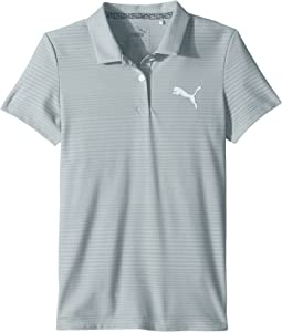 PUMA Golf Kids Pounce Aston Polo (Little Kids/Big Kids)