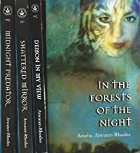 In the Forests of the Night/Demon in My View/Shattered Mirror/Midnight Predator (Den of Shadows, Books 1-4)