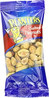 Planters Peanuts, Salted, 1-oz. Single Serve Packages 24 count ( Packs of 3 )
