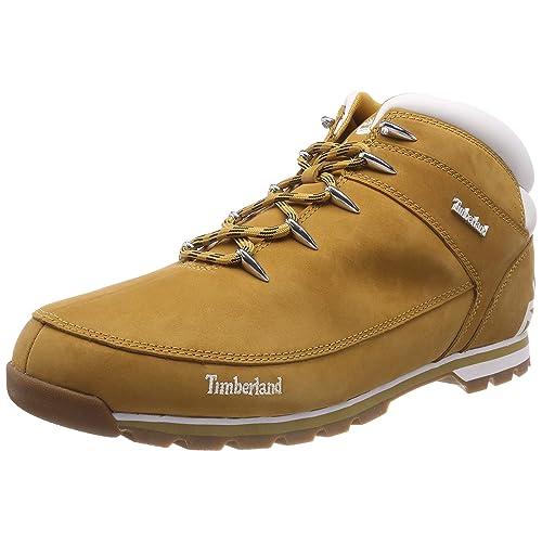 hot sales 89642 83dab Timberland Euro Sprint, Chaussures de randonnée homme