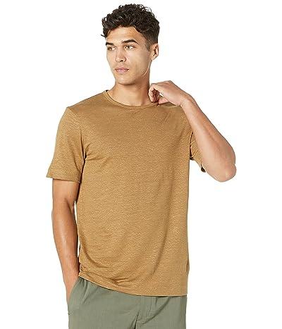 Theory Keen T-Shirt Flex Linen