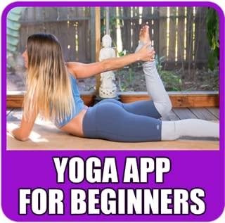 Yoga App for beginners - Basic poses & Exercises