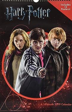2019 Harry Potter Oversized Calendar