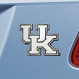 FANMATS  14818  NCAA University of Kentucky Wildcats Chrome Team Emblem