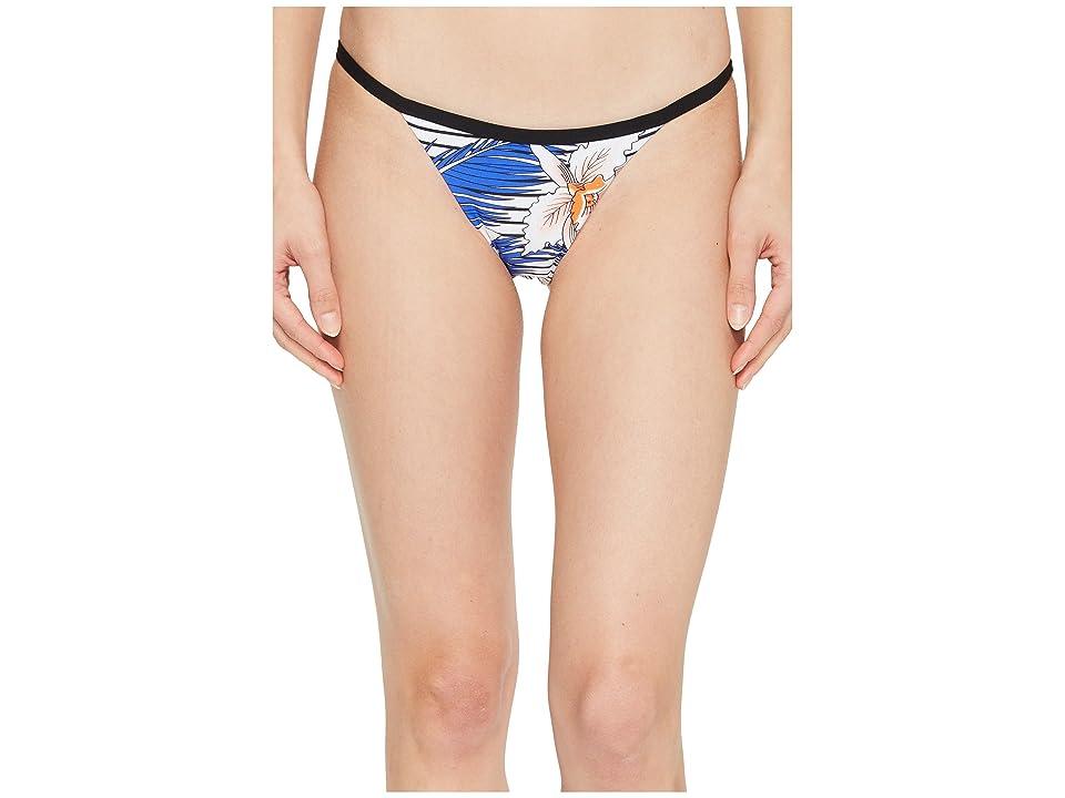 Rip Curl Hot Shot Banded Bikini Bottom (White) Women