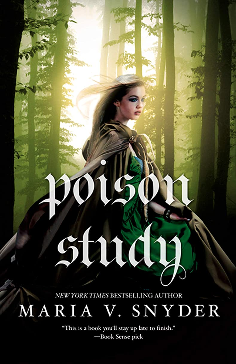 くびれたつまらない治安判事Poison Study (Soulfinders Book 1) (English Edition)