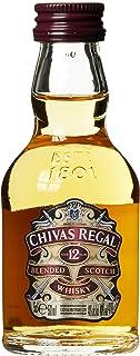 Chivas Regal Scotch 12 Years Old Whisky 1 x 0.05 l