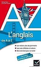 Livres L'anglais de A à Z: Grammaire, conjugaison et difficultés ePUB, MOBI, Kindle et PDF