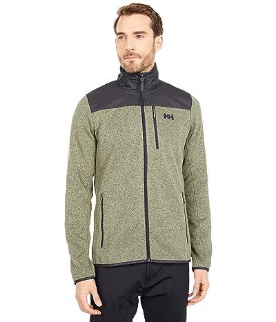 Helly Hansen Varde Fleece Jacket (Lav Green) Men