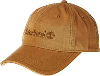 Timberland Men's Cotton Canvas Baseball Cap