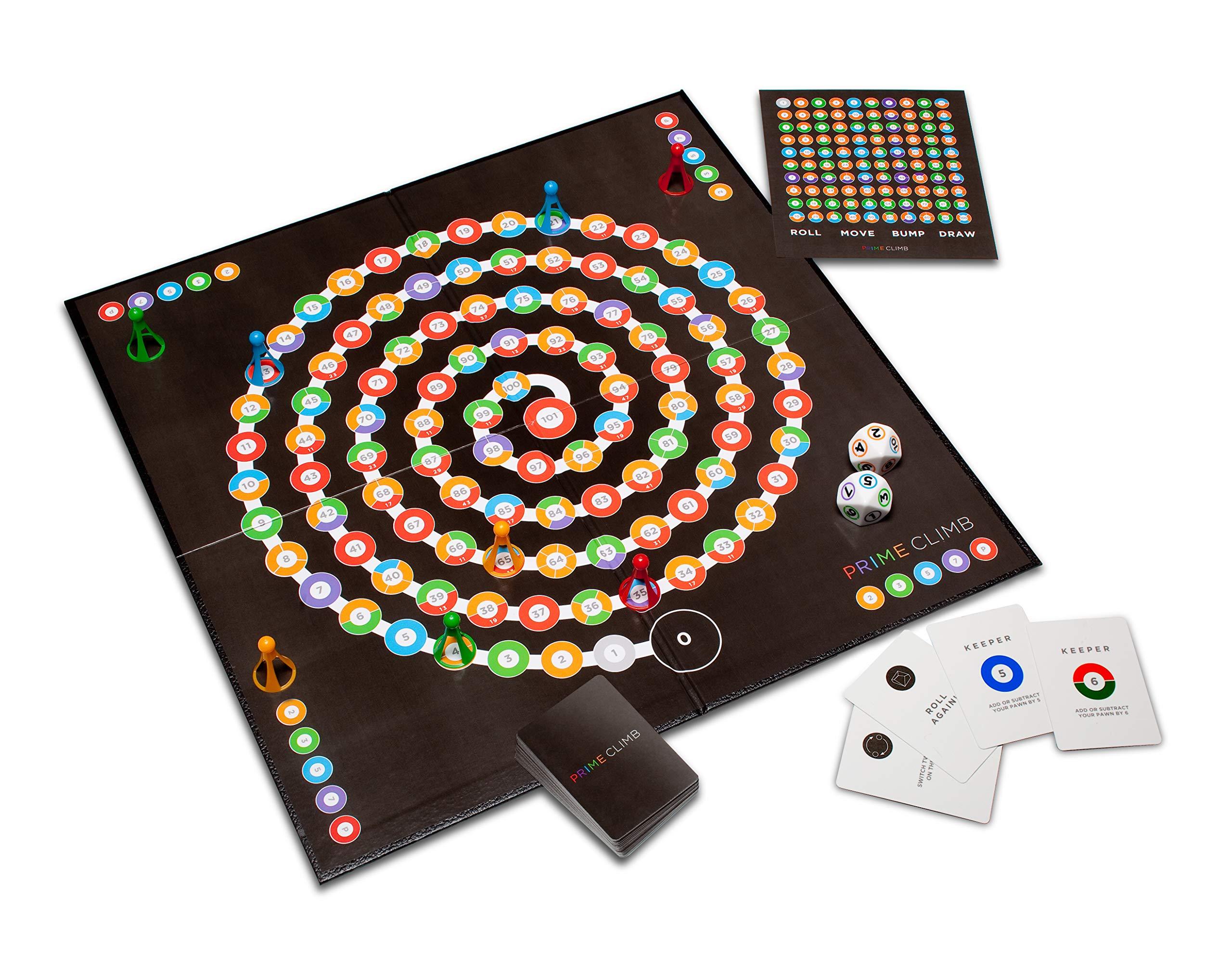 Math For Love Prime Climb Toys Games Amazon Com