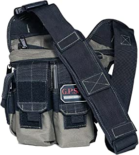 G.P.S. Wild About Shooting Rapid Deployment Pack, Tactical Range Bag, Grab & Go