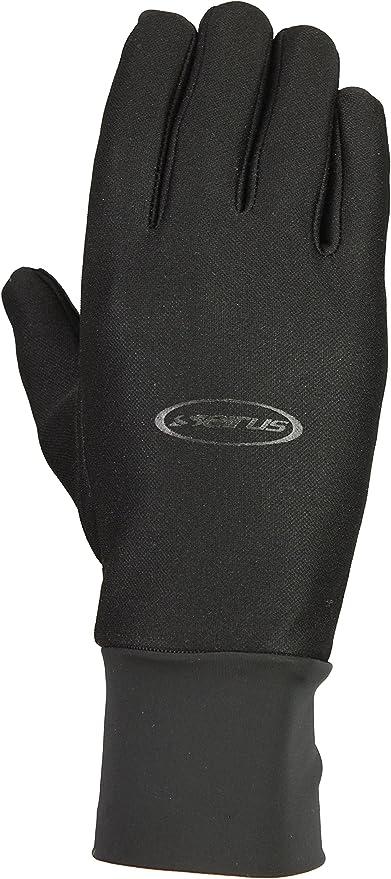 Seirus 8008.1.0012 Hyperlite All Weather Glove Men/'s Black SM//MD