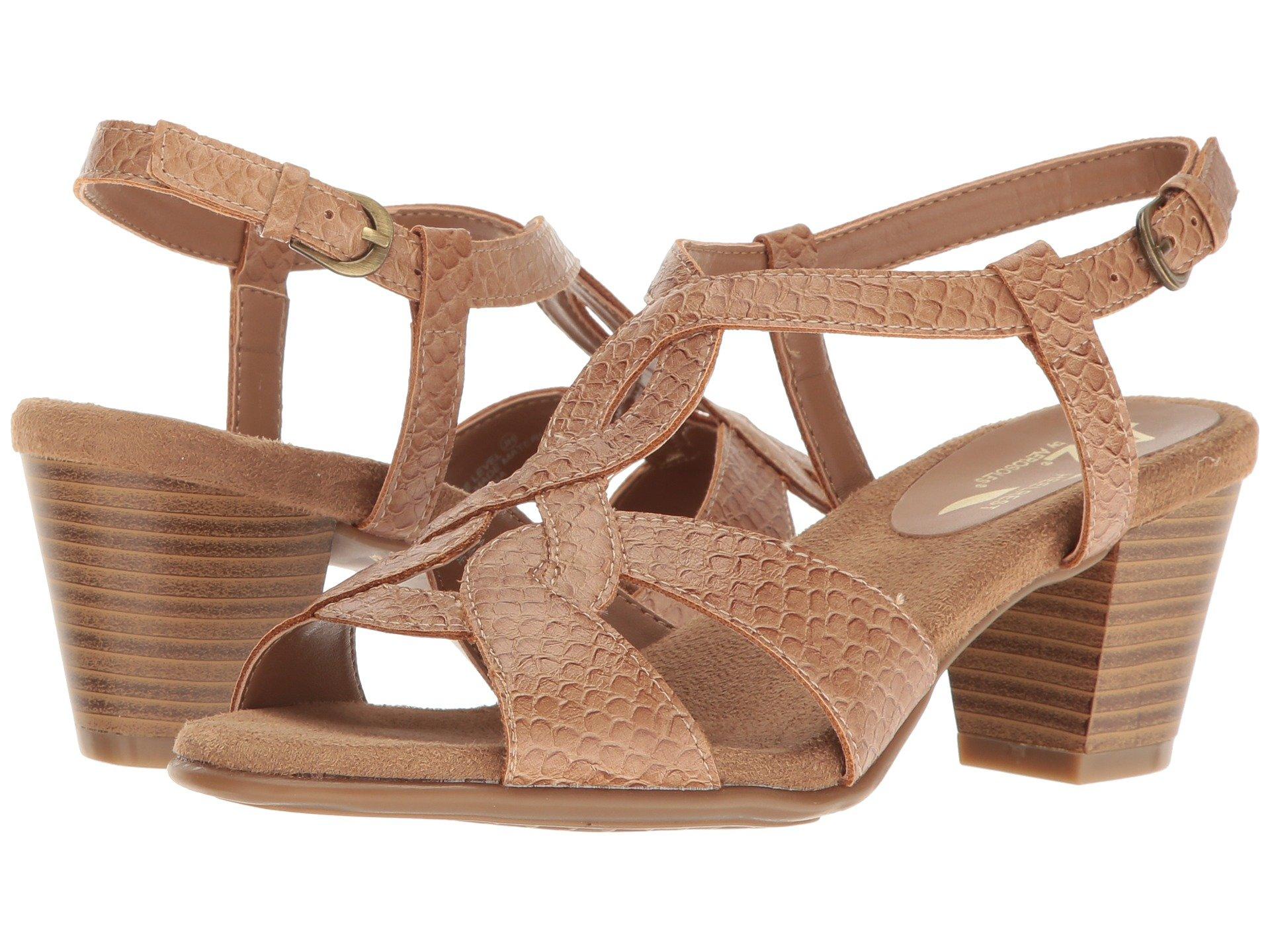 Sandalias para Mujer A2 by Aerosoles Base Level  + Aerosoles en VeoyCompro.net