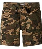 Jax Shorts in Thunderbird (Big Kids)