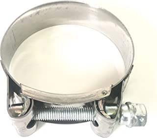 Mikalor - Supra W2 63mm-68mm Stainless Steel 2.25