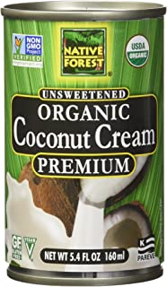 Native Forest Coconut Cream organic, 5.4 oz