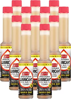 DURA LUBE HL-44001-12-12PK Upper Cylinder Lubricant, 5.25-Ounce, 12-Pack