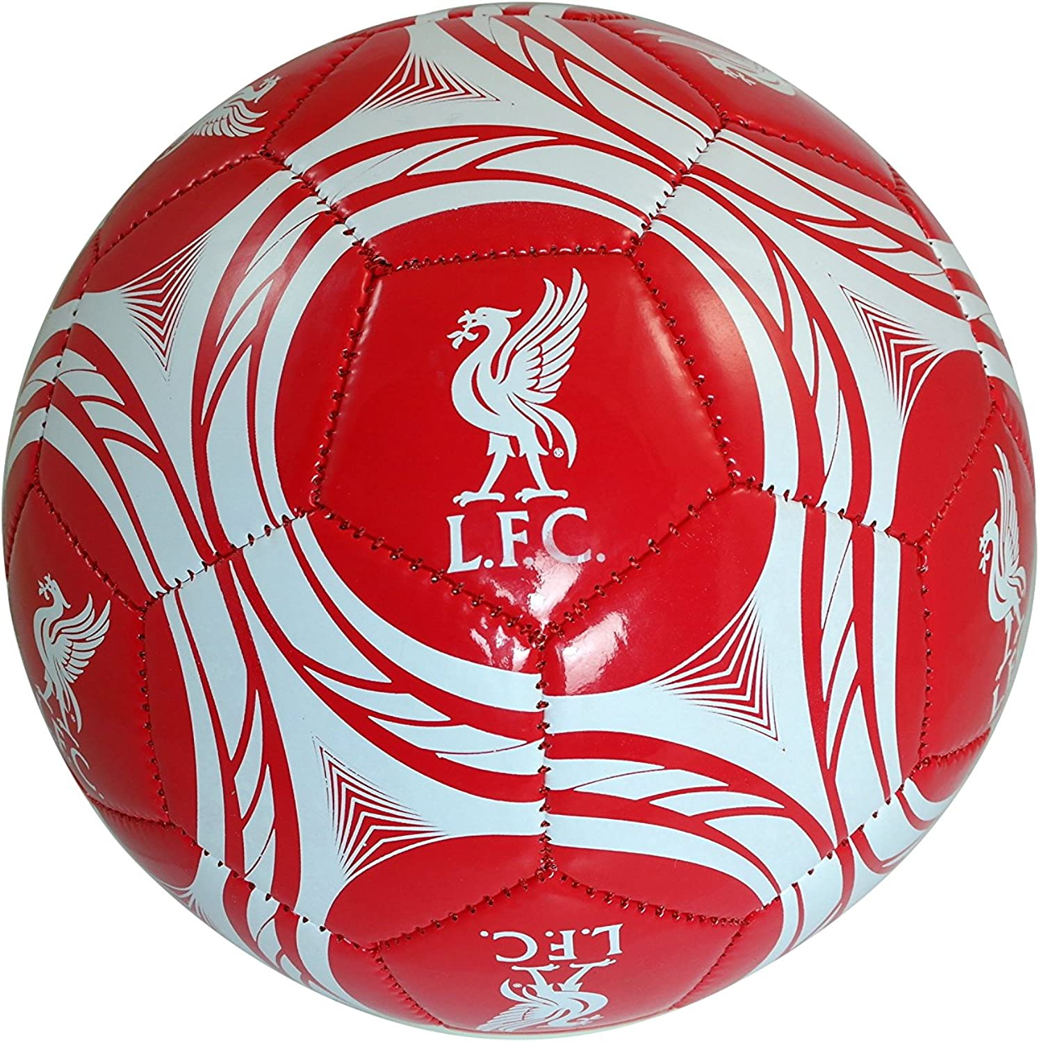 Liverpool F.C. Authentic Official Licensed Soccer Ball Size 3