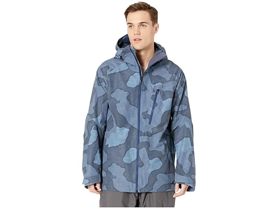 Burton [ak] 2L Cyclic Jacket (Arctic Camo) Men
