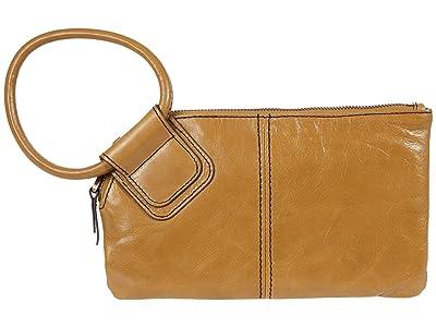 Hobo Sable (Cedar Vintage Hide) Clutch Handbags