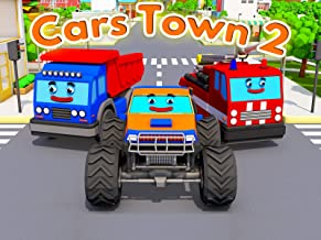 Cars Town 2