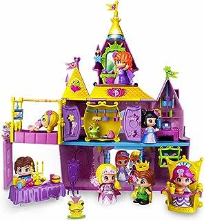Pinypon- Palacio De Princesas con 1 Figura, Multicolor,