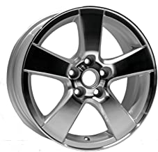 "Dorman 939-669 Aluminum Wheel (16x6.5""/5x105mm)"