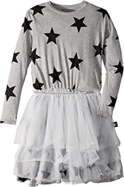 Star Tulle Dress (Little Kids/Big Kids)