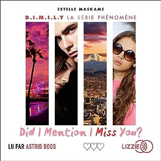 Did I Mention I Miss You ?: D.I.M.I.L.Y 3