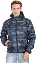VERSATYL Men's Camouflage Winter Jacket with Hood