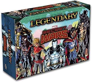 Marvel Legendary DBG - Secret Wars Volume 1 Strategy Game