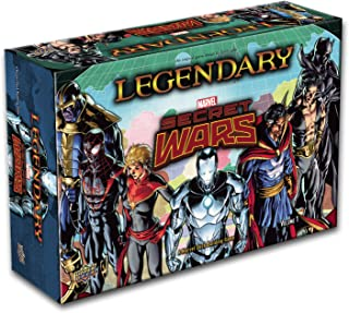 Best upper deck marvel legendary secret wars Reviews
