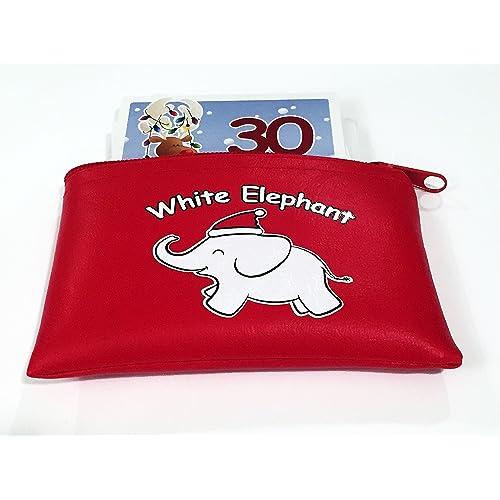 Apostrophe Games White Elephant Card Set