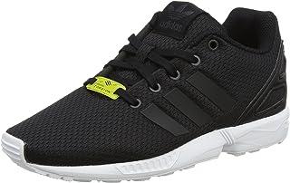 Para llevar Inspector Personas con discapacidad auditiva  Amazon.es: adidas zx flux mujer negras - Cordones / Zapatos: Zapatos y  complementos