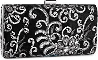 Women Evening Bags Embroidery Wedding Party Clutch Purse Vintage Handbag