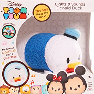 Disney Tsum Tsum Lights & Sounds Donald Plush