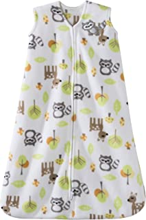 Halo Sleepsack Micro-Fleece Wearable Blanket, Woodland,...