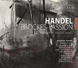 ヘンデル:ブロッケス受難曲 HWV48 レオ・ドゥアルテによる新校訂版[3枚組]