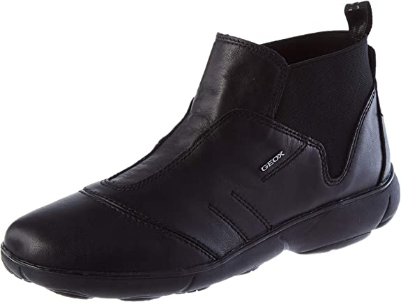 TALLA 35 EU. Geox D Nebula A, Chelsea Boot Mujer