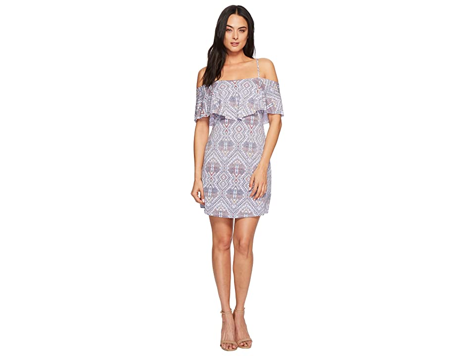 Tart Tacita Short Dress (Multi Geo Lattice Swatch) Women