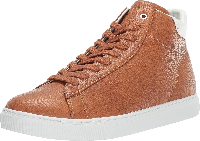 A X Armani Exchange Mens High Top Sneaker Sneaker
