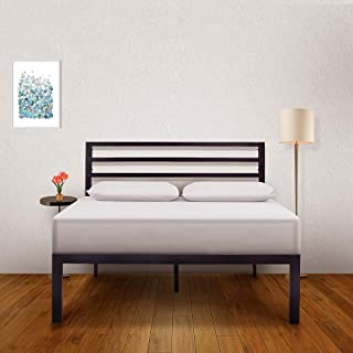 Best black bed frame with headboard Reviews