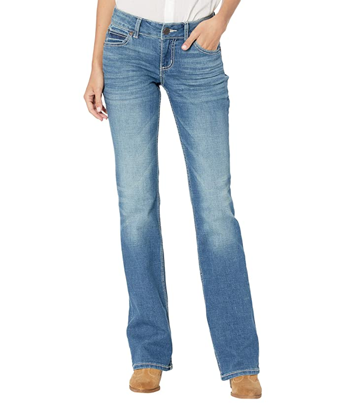 Wrangler Retro Mae Mid-Rise Bootcut Jeans Women's Jeans