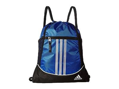 adidas Alliance II Sackpack (Bold Blue) Backpack Bags