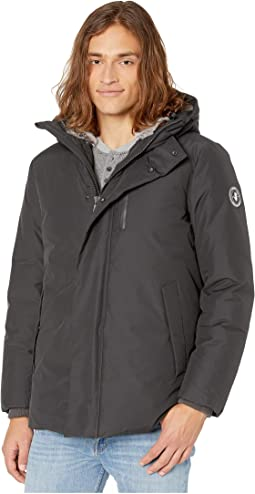 Copy 9 Hooded Parka with Faux Fur Lining