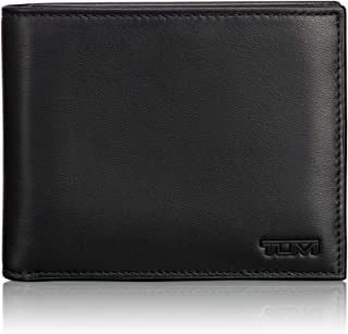 TUMI - Delta Global Removable Passcase Wallet with RFID ID Lock for Men - Black