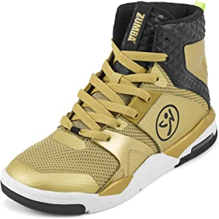 Zumba Air Classic Remix Sportliche High Top Tanzschuhe Damen Fitness Workout Sneakers