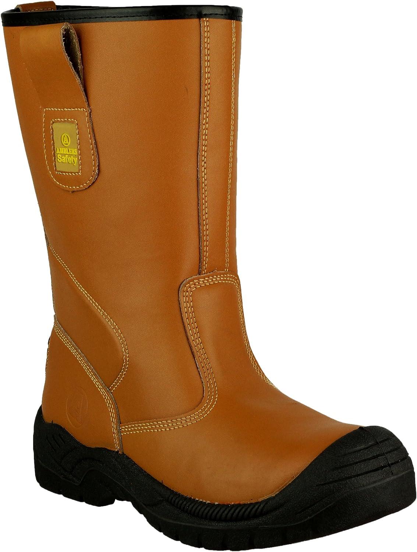 Mens Amblers Safety FS142 Safety Rigger Boot UK 12   EU 46